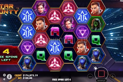 Game Slot Online Terbaru Star Bounty
